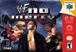 WWF No Mercy (USA) Box Scan